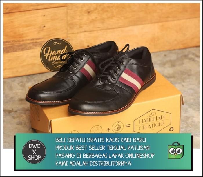 harga Sepatu casual sneakers pria original handmade/nike/kickers/adidas Tokopedia.com