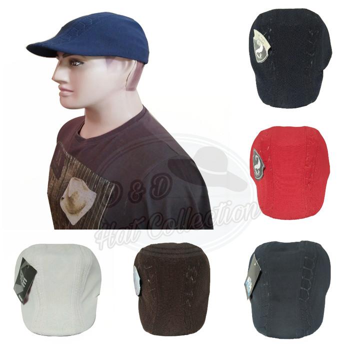 Jual topi pet impor newsboy cabbie hat topi pelukis cek harga di ... 5a8e266759