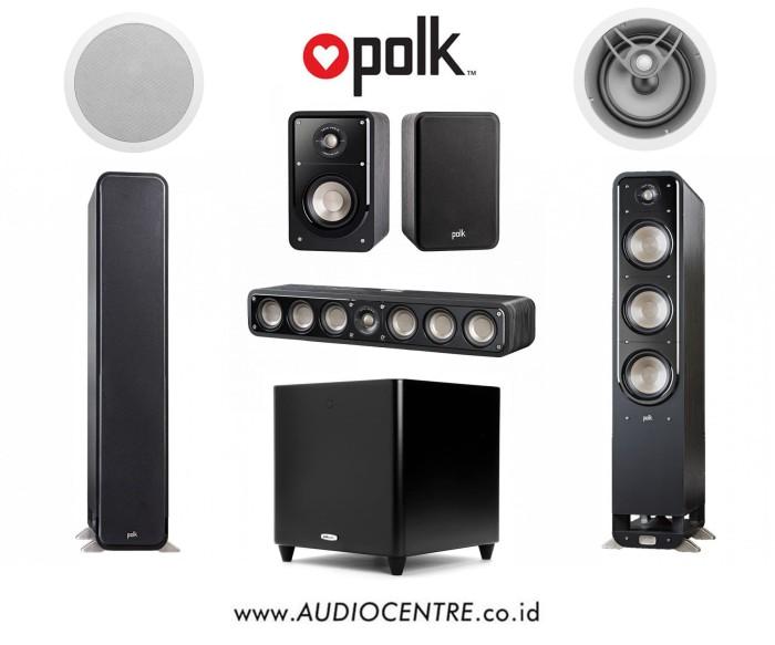 harga Polk audio s60 cinema 7.1ch (atmos) / home theatre Tokopedia.com