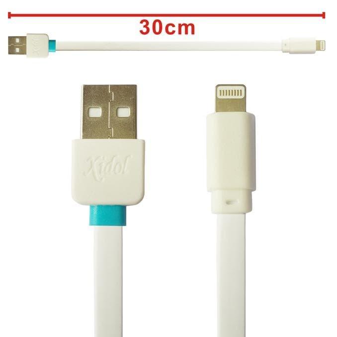 harga Original kabel usb powerbank iphone 5 5c 5s 6 6+ / ipad air / mini Tokopedia.com