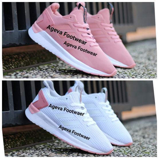Jual TERBARU 2018 SEPATU ADIDAS WANITA QUESTAR - agevafootwear ... 0c64480775