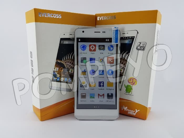 harga $ smartphone android 3g ram 2 gb murah evercoss a75a winner y ultra Tokopedia.com
