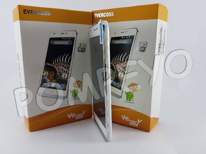 harga * smartphone android 3g ram 2 gb murah evercoss a75a winner y ultra Tokopedia.com