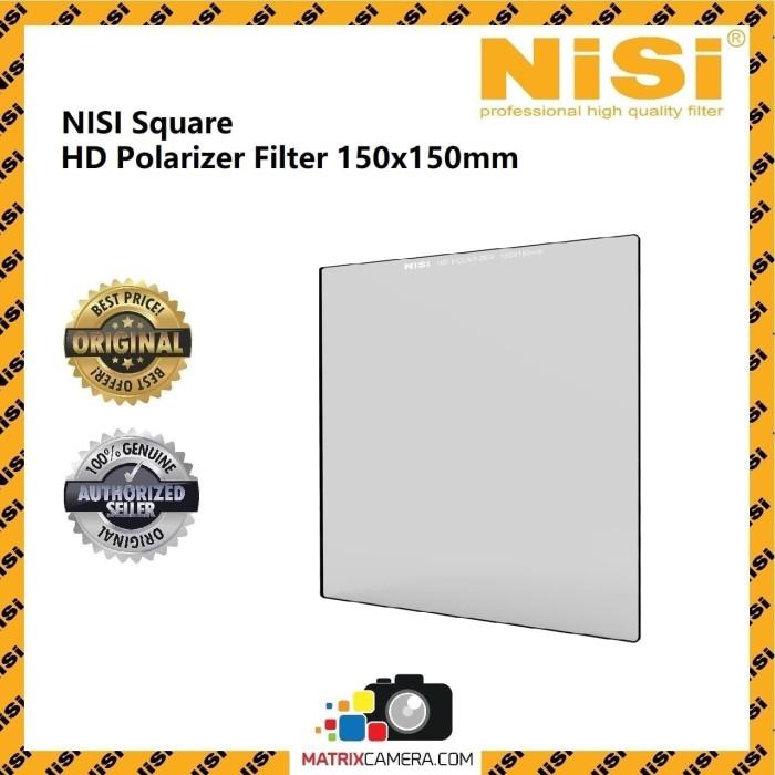harga Natural hd polarizer filter (cpl) 150x150mm Tokopedia.com