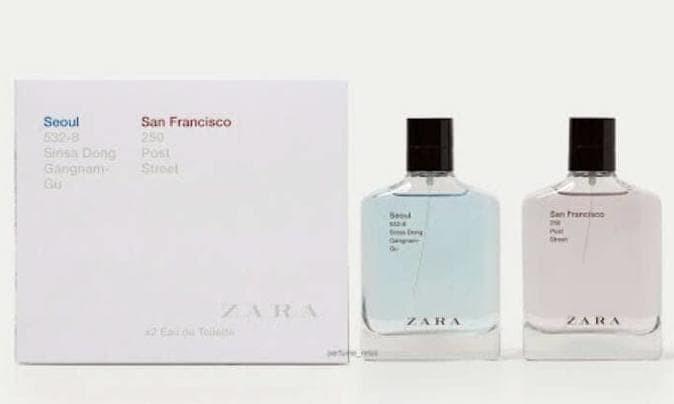 Parfume San Barat Francisco PerfumeJakarta EkolastrishopTokopedia Jual Cowo Terbaru De Zara Seouleau 35A4LRj