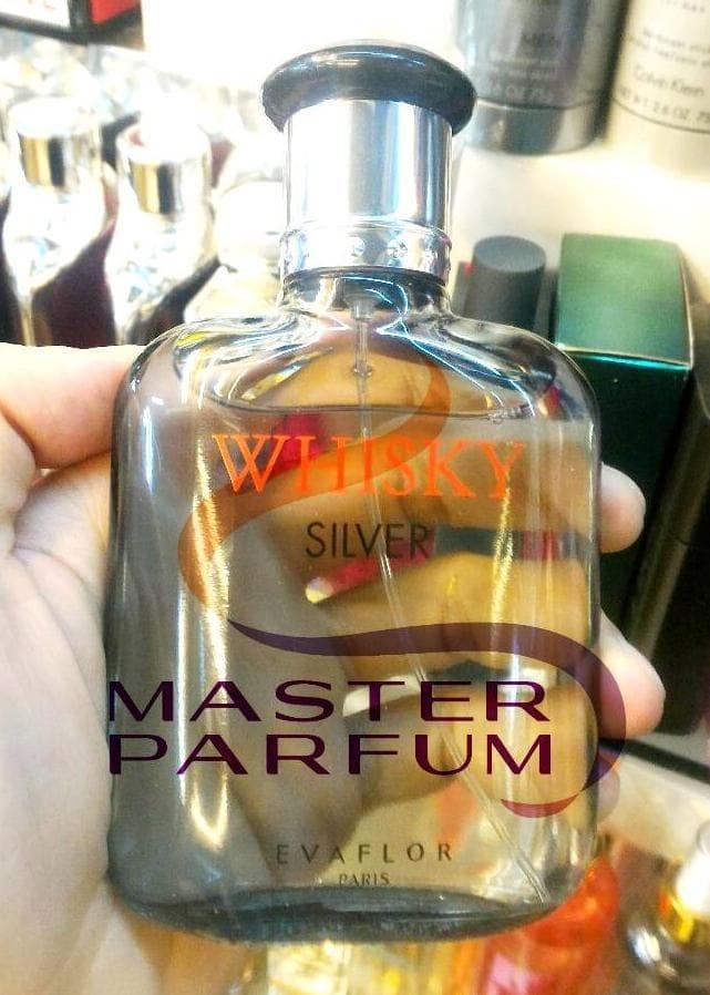 Pour Whisky HommeOriginal Silver Terbaru Parfum 100Dki Evaflor Jakarta Jual JonidakotaTokopedia bg6yf7