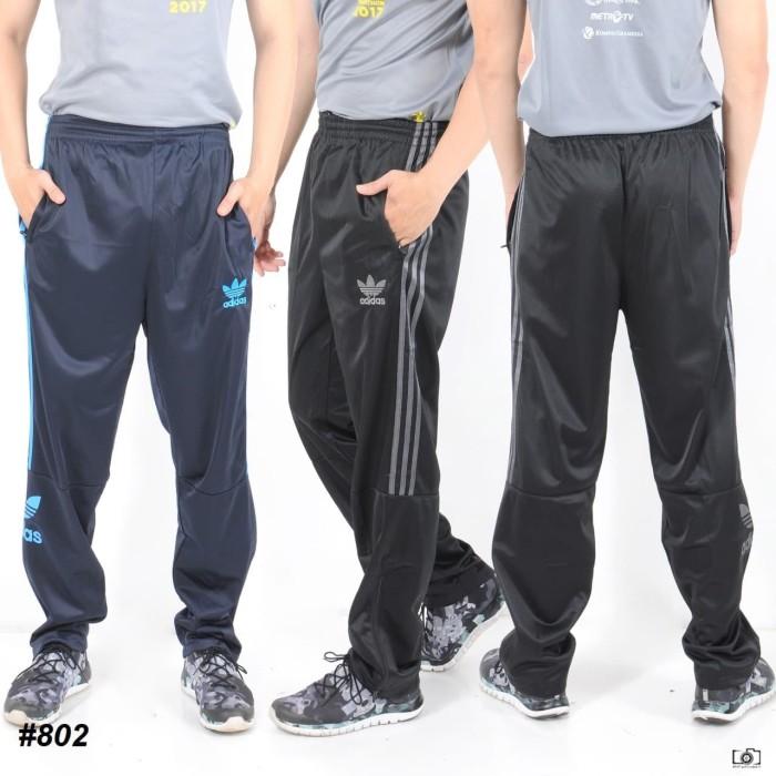 Alat fitnes aksesoris fitness Celana Training Running Adidas Panjang