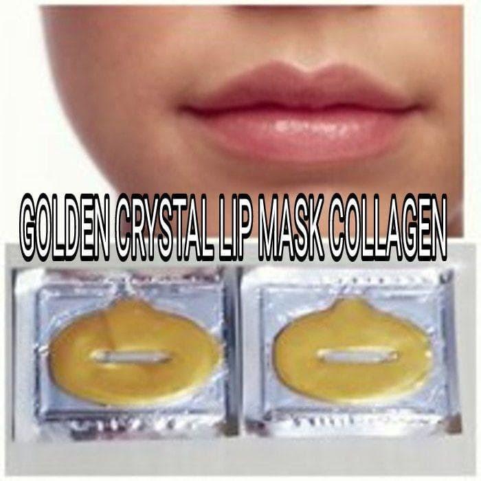 Masker bibir kolagen lips mask collagen original