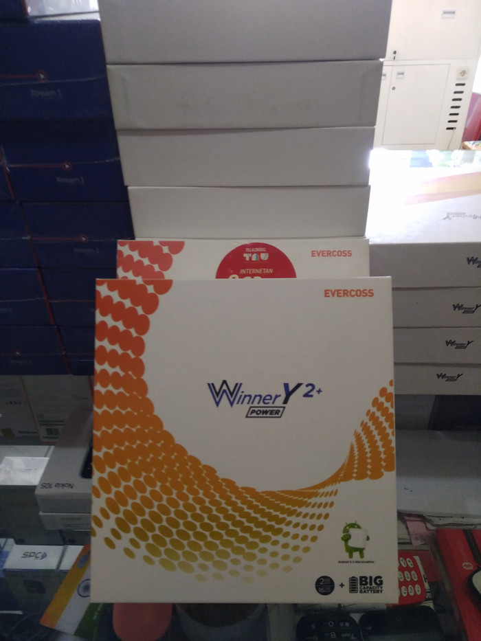 harga Evercoss r50a ram 2gb + batre 4350 mah Tokopedia.com