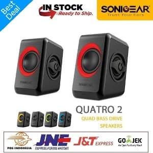 Katalog Speaker Sonic Gear Travelbon.com