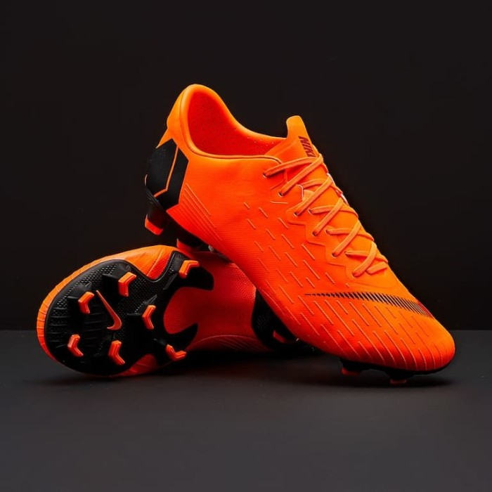 31ba0fdf2 Sepatu Bola Nike original Mercurial Vapor XII Pro FG Orange AH7382810