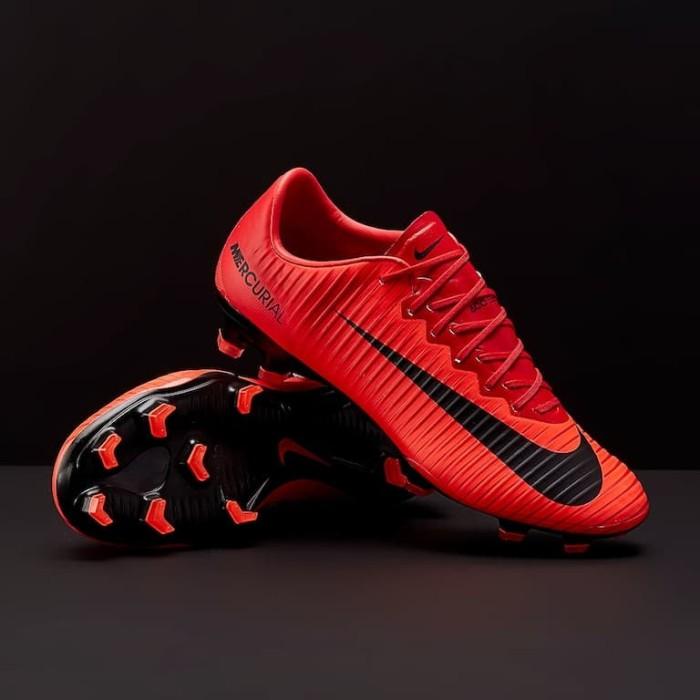 Jual Sepatu Bola Nike Original Mercurial Vapor Xi Fg Red 831958616