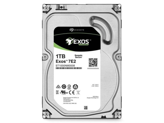 harga Seagate exos 3.5  1tb enterprise / server hard disk / 5 years warranty Tokopedia.com
