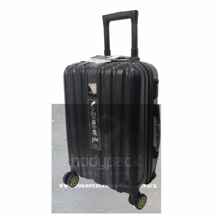 Tas Koper Bodypack 920001195 001 Shelter 20 INCH Luggage Black