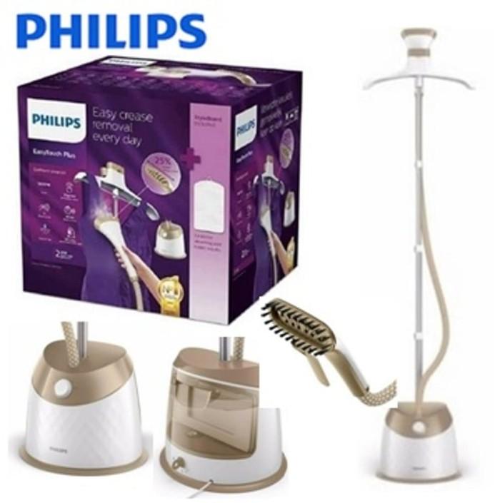 harga Philips easytouch plus gc524 garment steamer gc524/60 Tokopedia.com