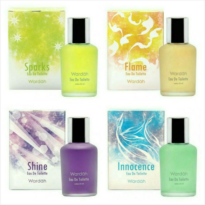 Katalog Parfum Wardah Travelbon.com