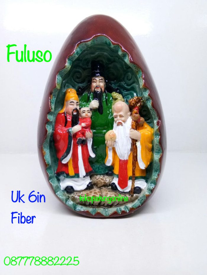 harga Patung fuluso fulushou uk 6in Tokopedia.com
