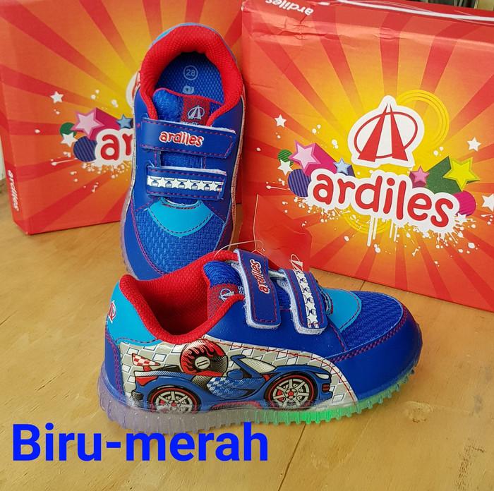harga Sepatu mobil lampu #sepatu anak laki #sepatu kets anak #sepatu cars Tokopedia.com