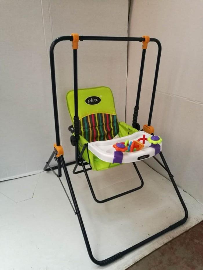 Pliko Swing 202 Baby Swing Pliko PK-202 Ayunan Bayi Pliko