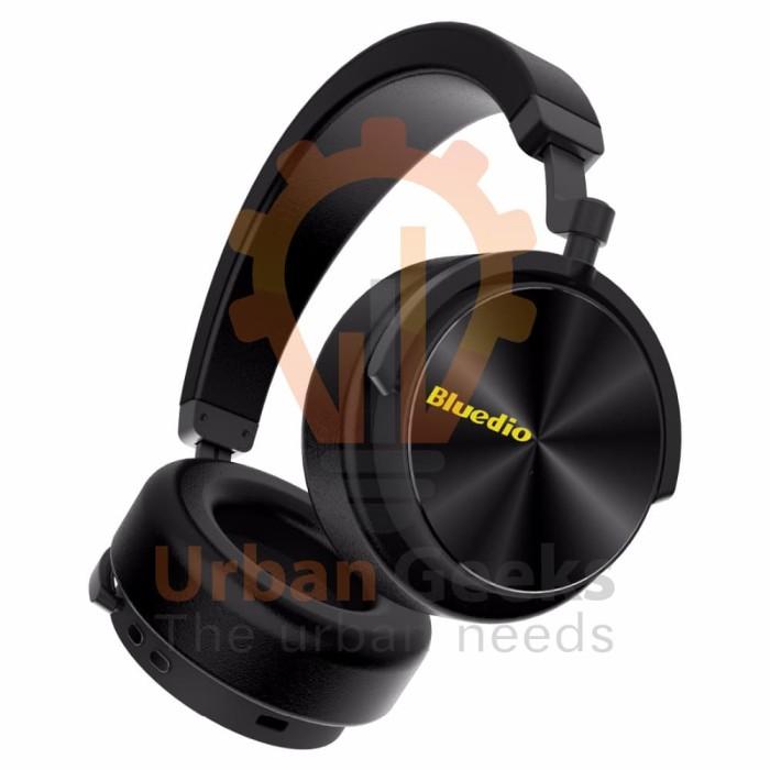 harga Bluedio t5 anc wireless bluetooth headphones headset with microphone Tokopedia.com
