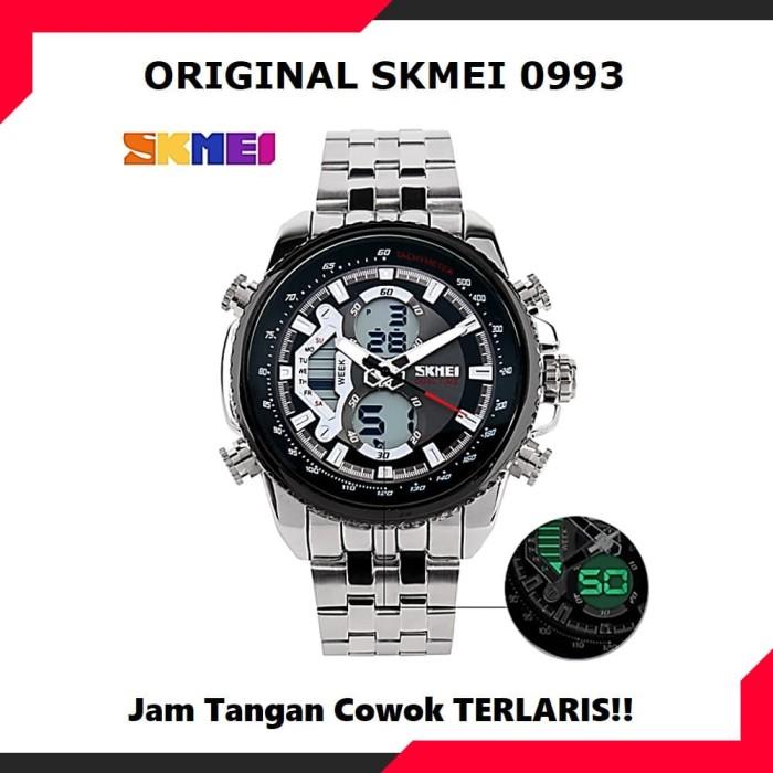 Jam Tangan Pria Anti Air Original 10