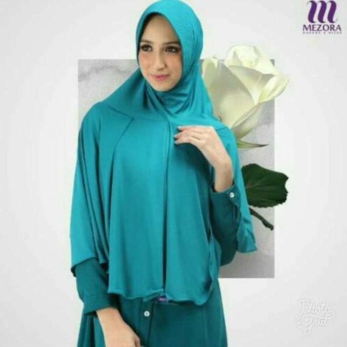 Bergo/Hijab Instan SERDA MEZORA Original
