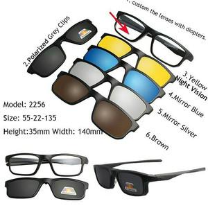 harga Kacamata anti uv polarizer clip on 5 lensa 2256a Tokopedia.com