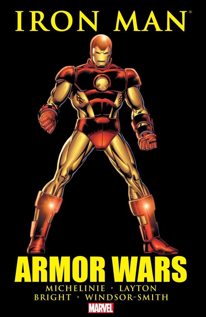 Jual Iron Man  Armor Wars (Marvel Graphic Novel)  eBook e-book ... 8d2eb5db0c