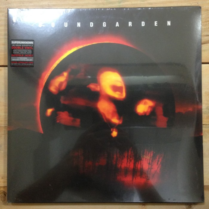 harga Vinyl soundgarden ‎- superunknown 2 x lp Tokopedia.com