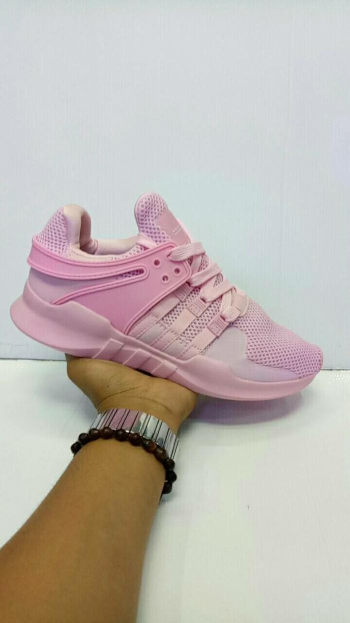 factory price 95c75 3bdc4 Jual Sepatu Adidas EQT Support ADV Womens Clear Pink - Premium - DKI  Jakarta - Sepatu Favorite | Tokopedia