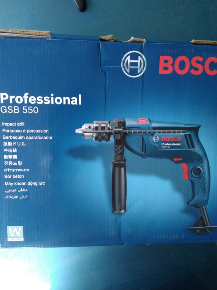 harga Mesin bor bosch gsb 550 impact drill Tokopedia.com