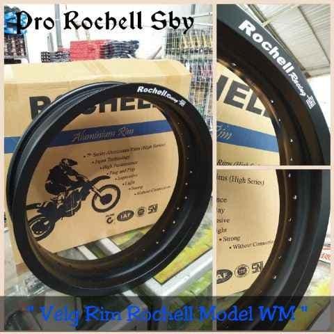 harga Velg rim /velg ruji/velg motor crf 150 rochell lubang/hole 32 17 x 350 Tokopedia.com