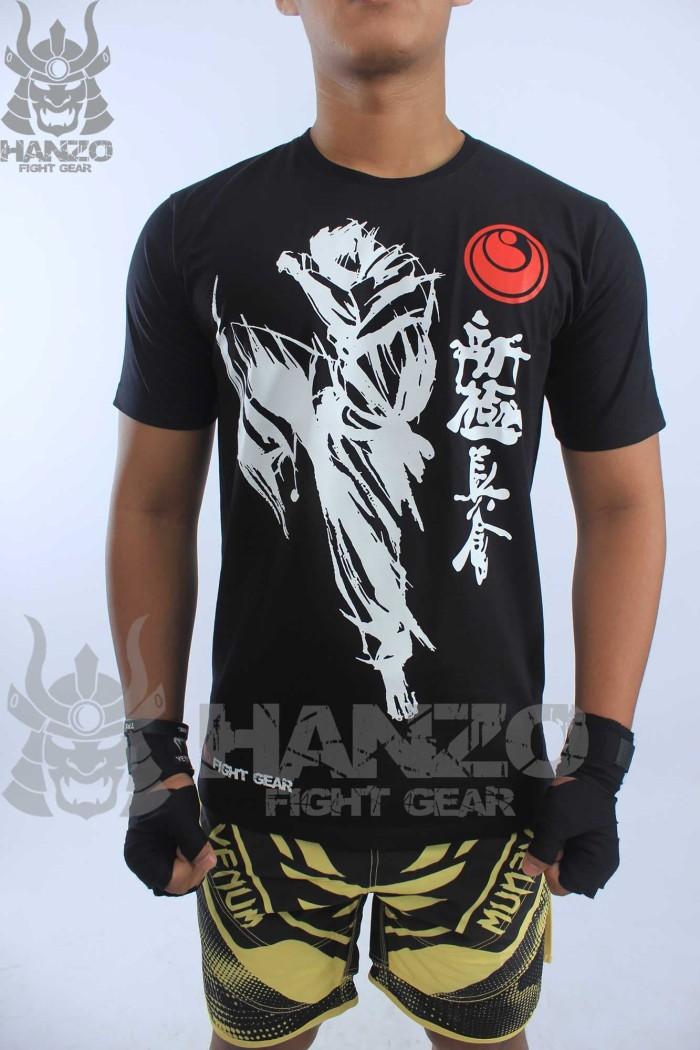 harga Kaos karate, baju karate, t shirt karate Tokopedia.com