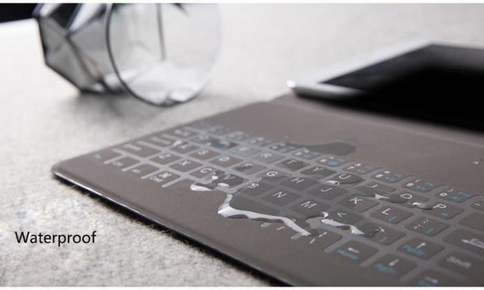 harga Universal waterproof keyboard case 9.7  for ipad 1-5 / air / tab s3 Tokopedia.com