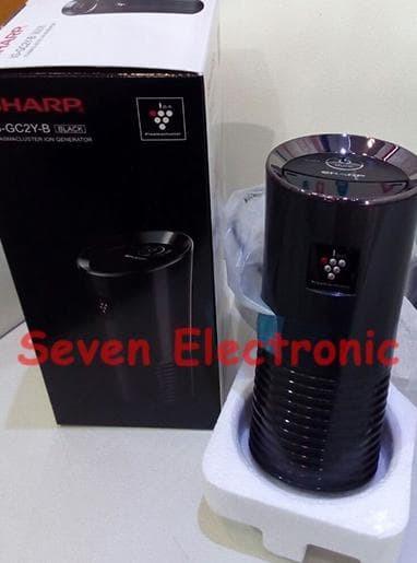 Info Sharp Car Air Purifier Travelbon.com