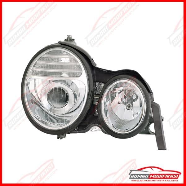 harga Headlamp - benz w210 1999-2002 - eagleeyes - projector - light bar Tokopedia.com
