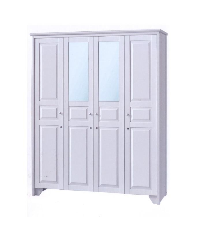 harga Lemari pakian sucitra 4 pintu - lp 9041 Tokopedia.com