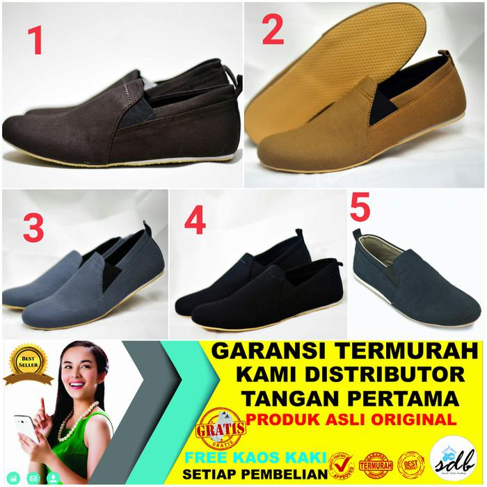 harga Sale diskon sepatu murah kickers slop casual simpel grade original Tokopedia.com
