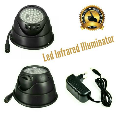 harga 48 led infrared night vision (membantu pencahayaan cctv) hitam Tokopedia.com