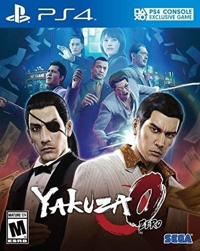 Katalog Ps4 Yakuza 0 Hargano.com