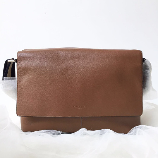 Jual Tas Selempang Cowok Coach Original Charles Messenger Laptop Bag ... 5eed58d0ec