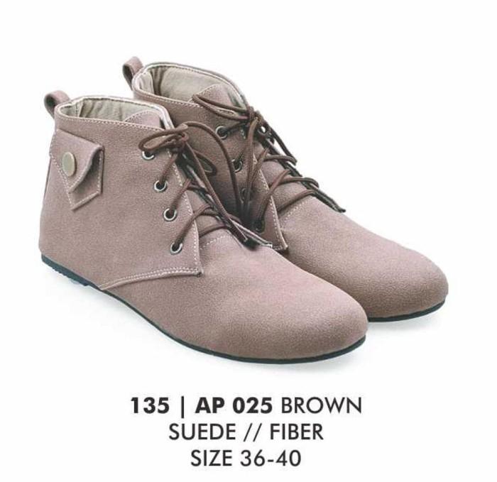 Sepatu Boot Wanita / Boots Wanita / Sepatu Wanita AP 02 Berkualitas