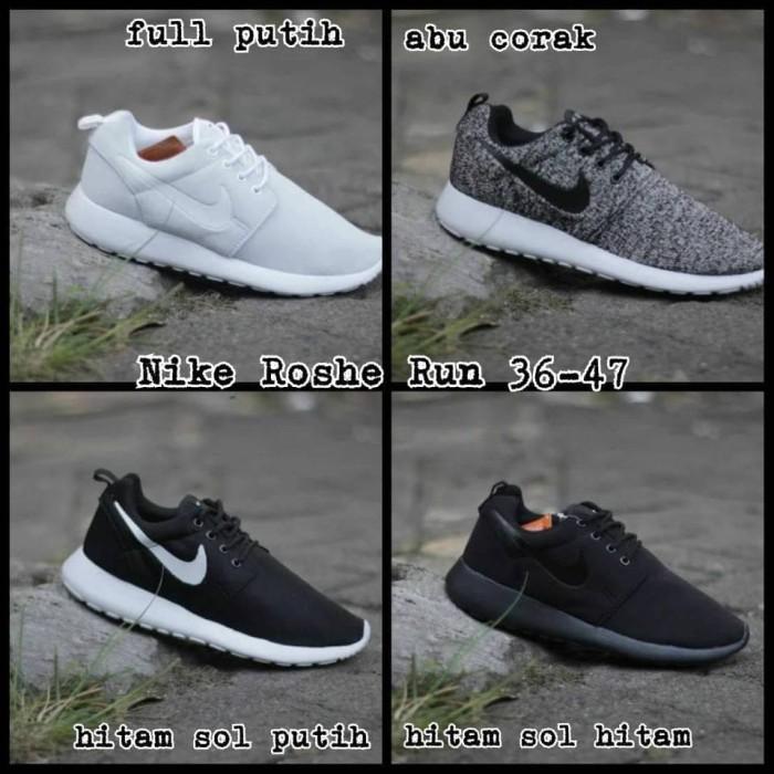 Jual SALE sepatu nike roshe run big size ukuran besar sepatu sandal ... 7b9217598a