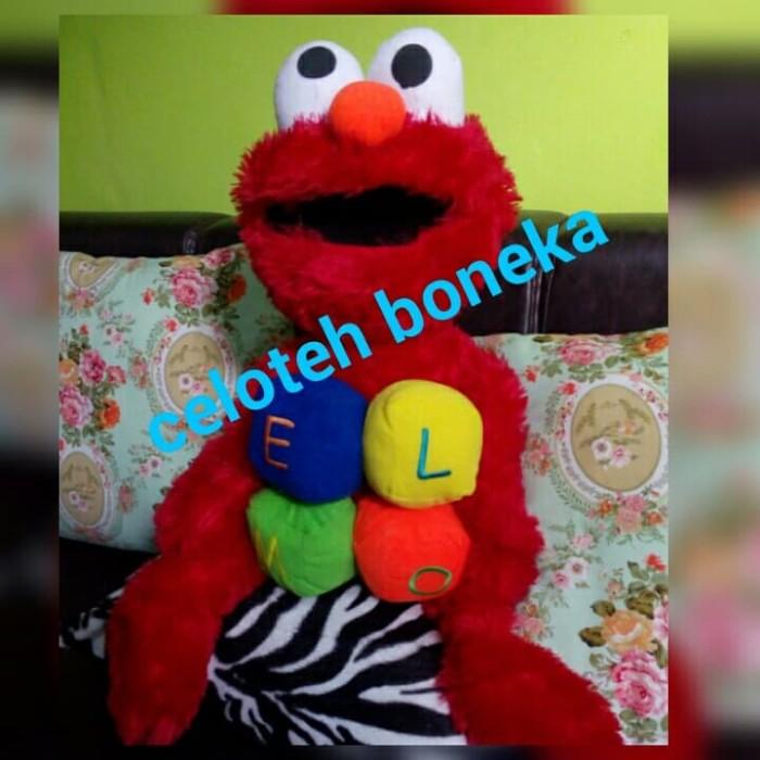 harga Boneka elmo Tokopedia.com