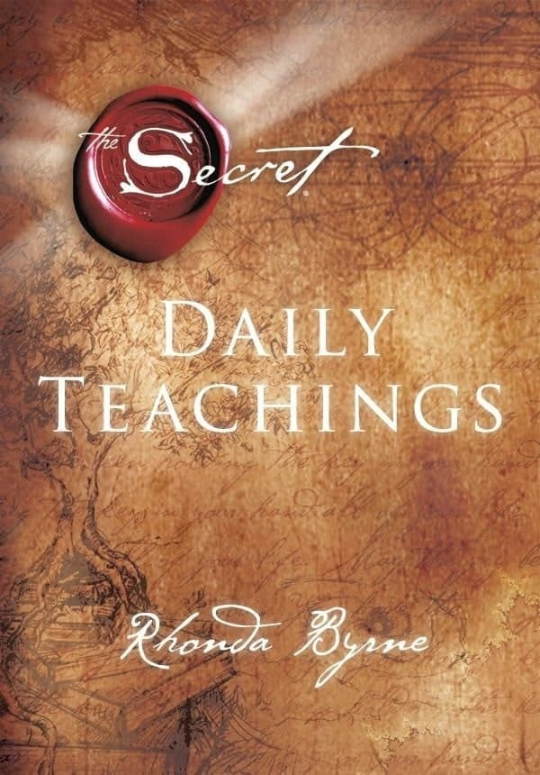 The Secret Daily Teachings By Rhonda Byrne Ebook