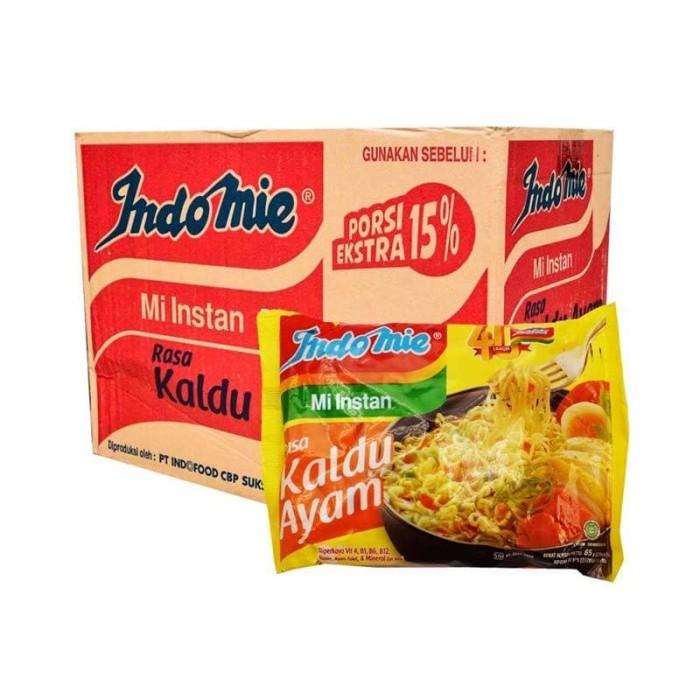 harga Indomie kaldu ayam (1 dus isi 40 pcs) Tokopedia.com