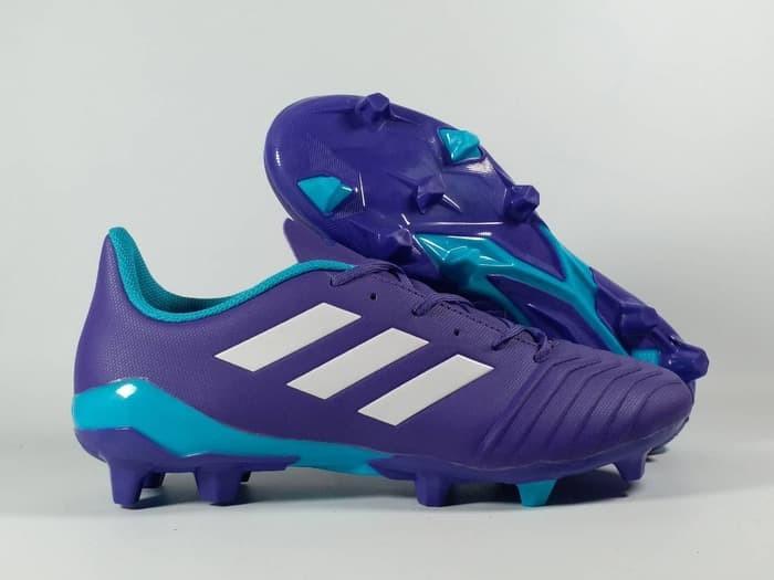 harga Sepatu bola adidas predator 18.4 purple fg replika impor Tokopedia.com