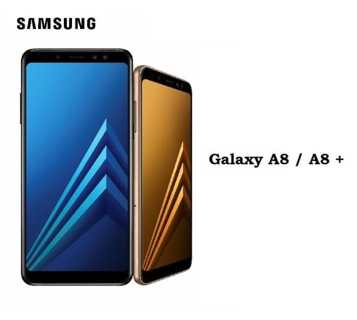 Jual Samsung Galaxy A8 2018 Resmi Samsung Sein Biru Xda Delta