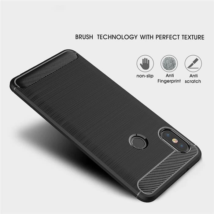 sale retailer 76268 3363a Jual XIaomi Redmi Note 5 Pro spigen case casing cover tpu carbon FIBER LINE  - DKI Jakarta - Ratucasing | Tokopedia