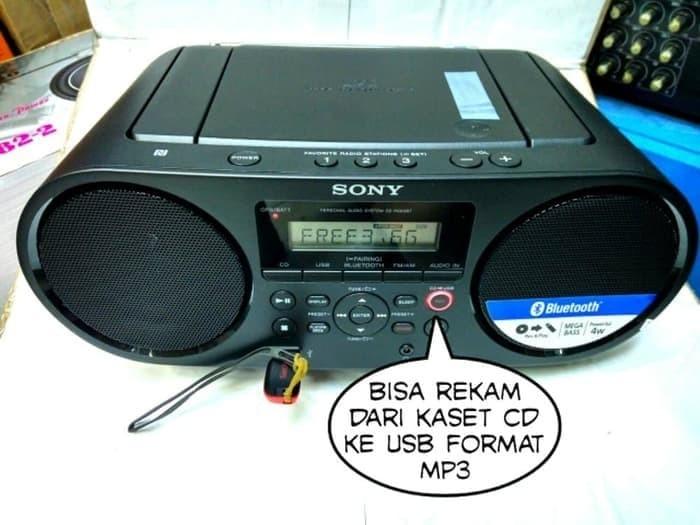 harga Radio compo boombox sony bluethoot(cdmp3am/fmusbbluethoot) Tokopedia.com